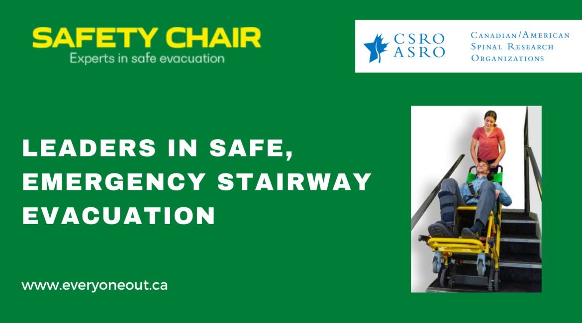 Safety Chair Evacuation Device